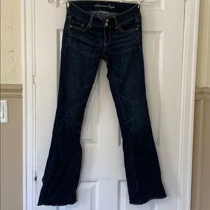 American eagle artist jeans